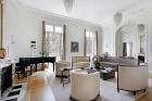 Изысканный особняк в Париже