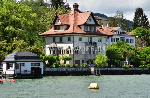 Роскошная вилла в Цюрихе