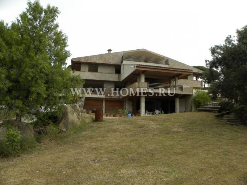 Отличный дом в Кабрера-де-Мар