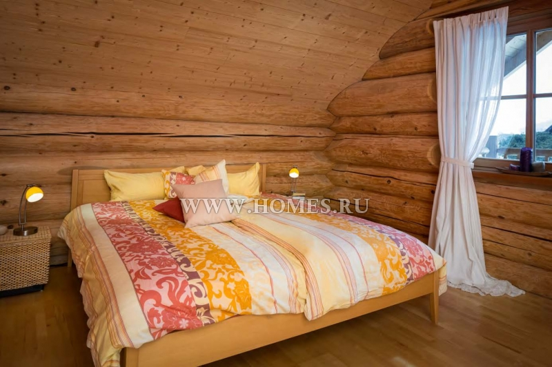 Традиционное шале в Австрии