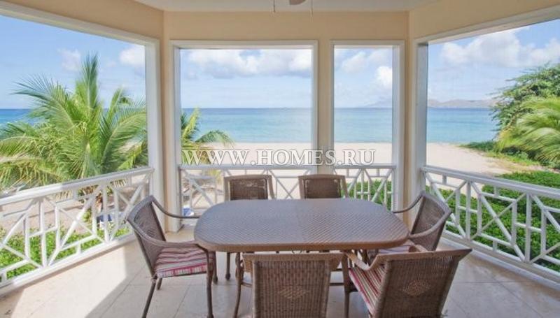 Красивый апартамент на острове Невис