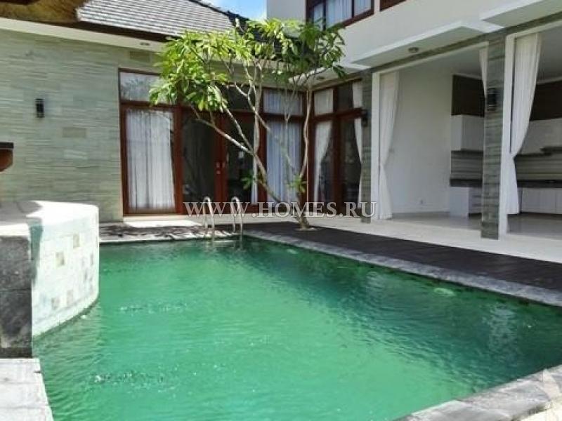 Элегантная вилла на полуострове Букит, Бали