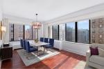 Нью – Йорк, потрясающий светлый апартамент на Парк Авеню