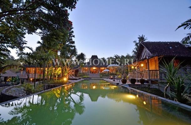 Эксклюзивная вилла на Бали