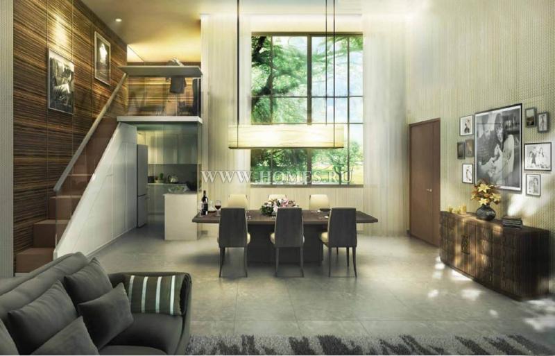 Прекрасные апартаменты в живописном комплексе