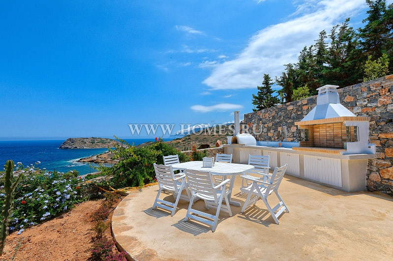 Очаровательная вилла на острове Крит