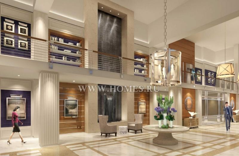 Новый роскошный апартамент в Санни-Айлс-Бич