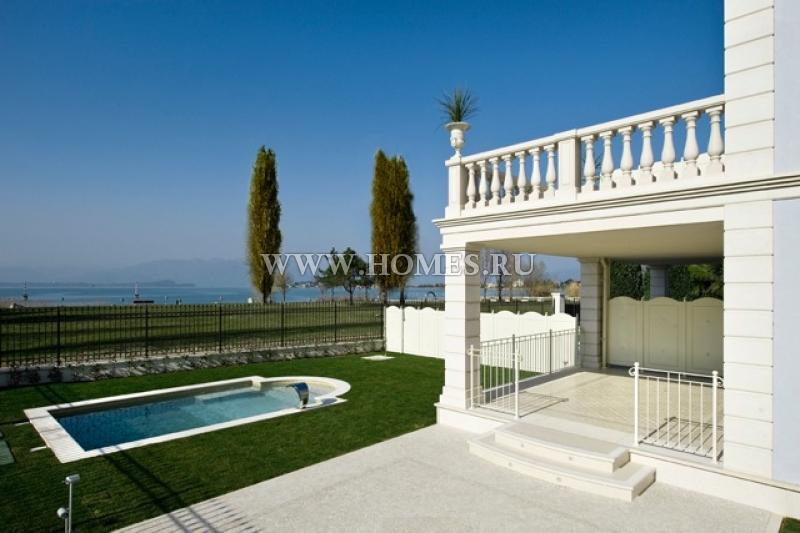 Великолепный апартамент на озере Гарда