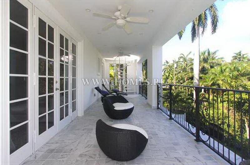 Шикарная новая вилла в Майами