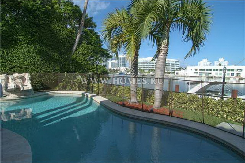 Великолепная вилла в Майами