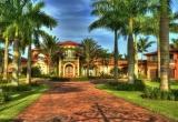 Шикарное поместье в Майами