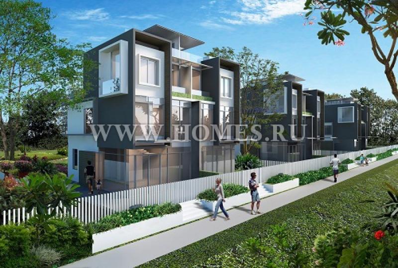Стильные дома в Сингапуре