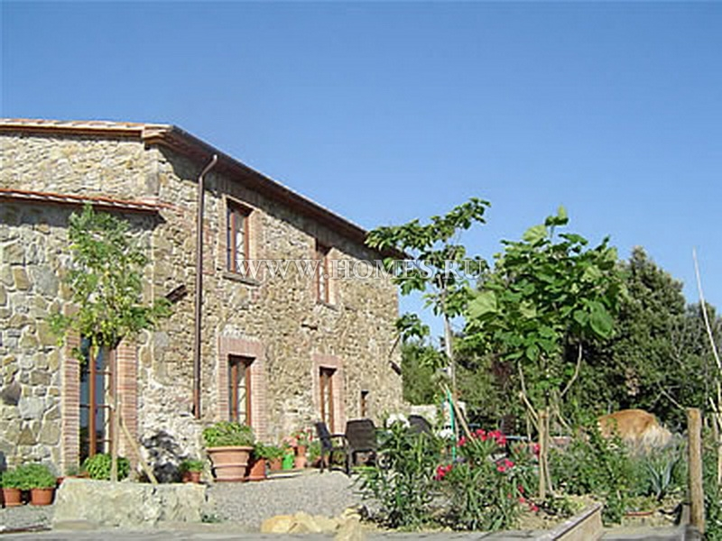 Buy an apartment in Tuscany sites of Tuscany