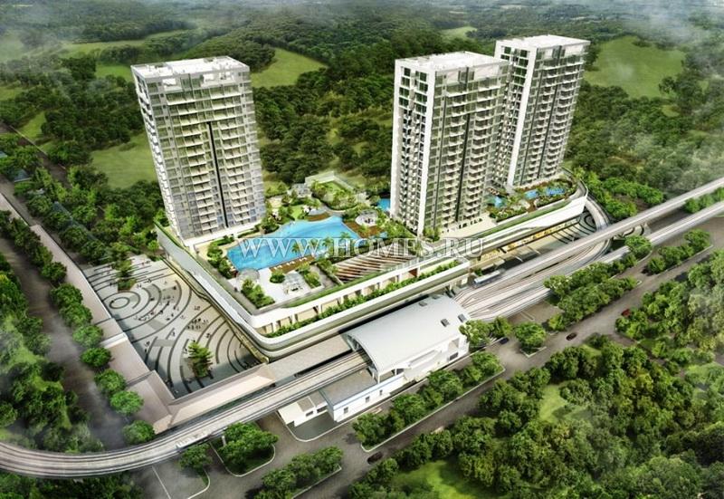 Комфортабельные апартаменты в Сингапуре