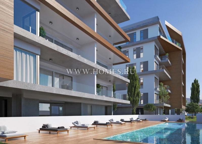 Превосходный жилой комплекс в Лимасоле