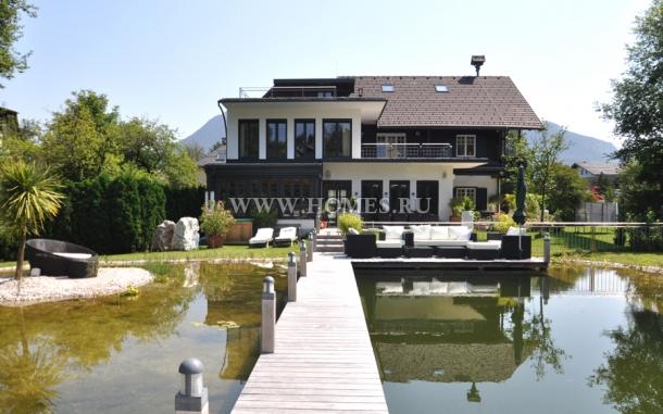 Элегантный дом в Австрии