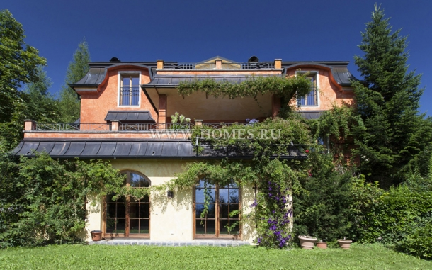 Чудесный дом в Зальцбурге