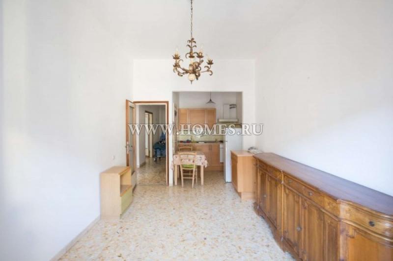 Флоренция, апартамент в спокойном районе города