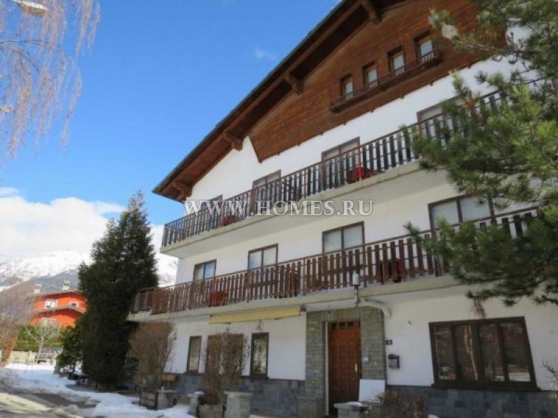 Прекрасная гостиница в Итальянских Альпах