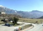 Симпатичная гостинца в Альпах