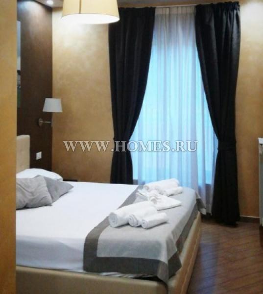 Рим, продажа лицензии гостиницы