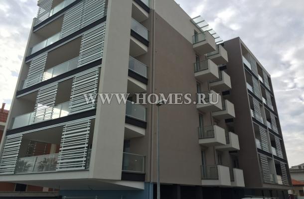 Новый апартамент в Абруццо