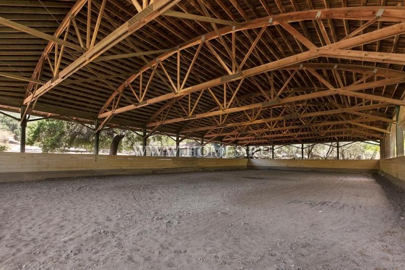 Потрясающее ранчо в Монтесито