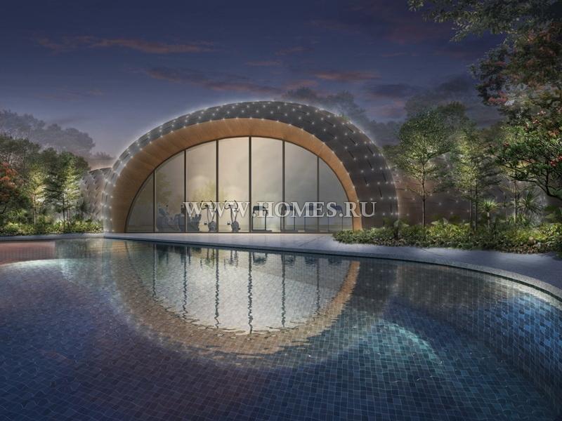 Отличные апартаменты в Сингапуре