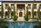 Потрясающее поместье в средиземноморском стиле