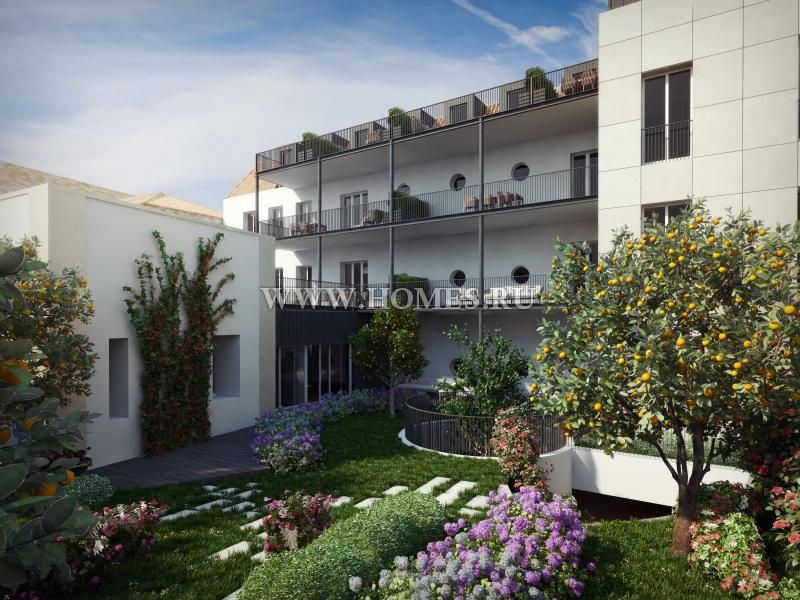 Апартаменты класса люкс в Лиссабоне