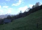 Прекрасное шале в горах