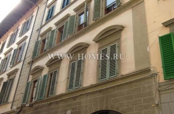 Прекрасная квартира во Флоренции