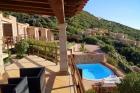 Красивая вилла на Сардинии