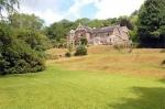 Огромное поместье в Уэльсе