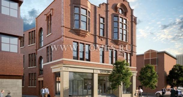 Прекрасные апартаменты в центре Манчестера
