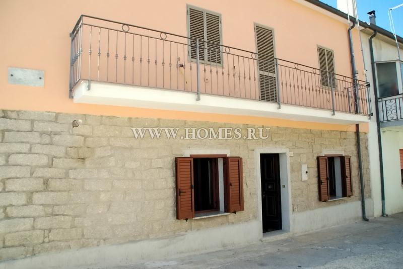 Симпатичные апартаменты на Сардинии