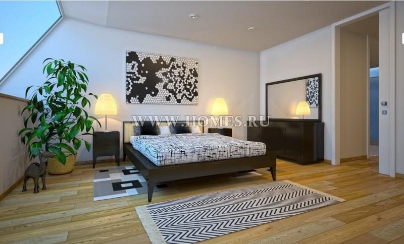 Стильные апартаменты-пентхаус в Вене, Австрия