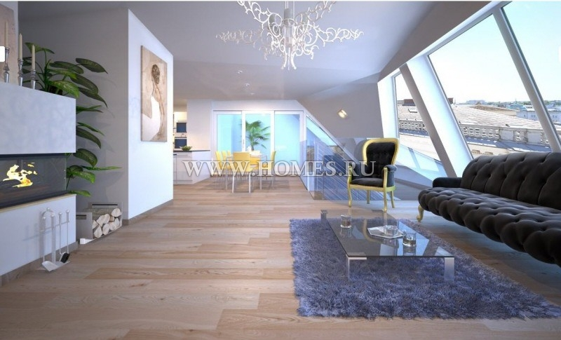 Элегантные апартаменты в Вене, Австрия