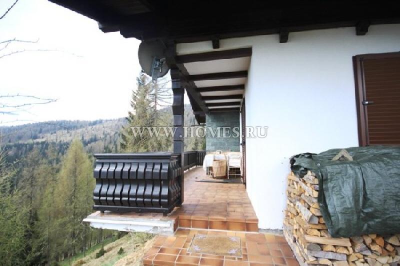 Симпатичный дом в Австрии