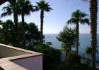 Тропеа, красивая вилла с частным пляжем