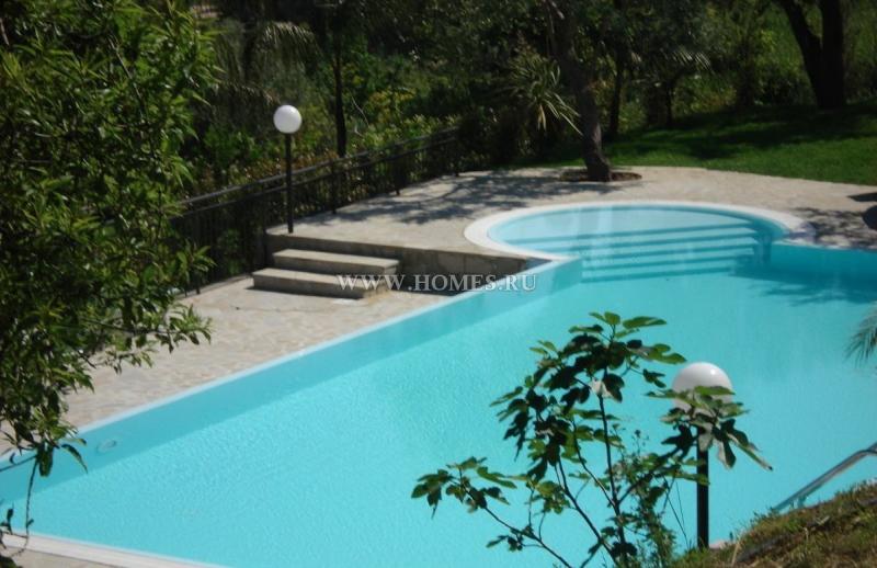 Шикарный отель на Сицилии