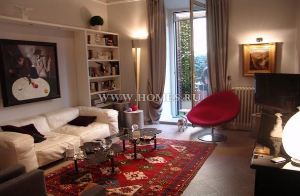 Прекрасные апартаменты в Риме