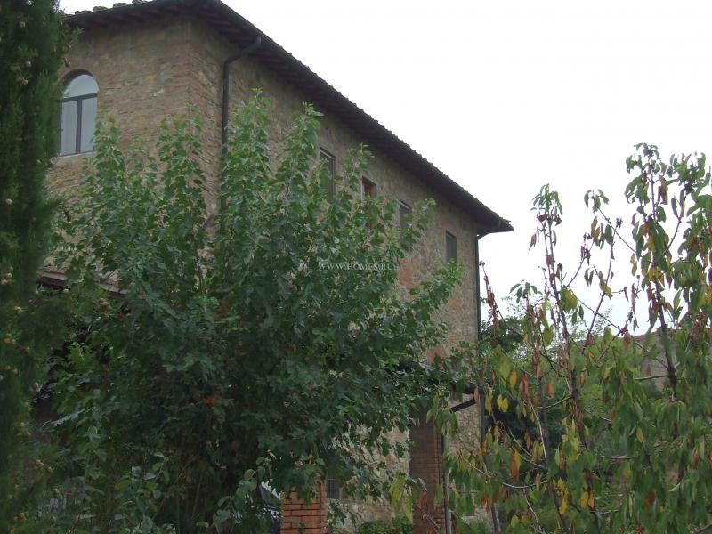 Большой участок в Тоскане