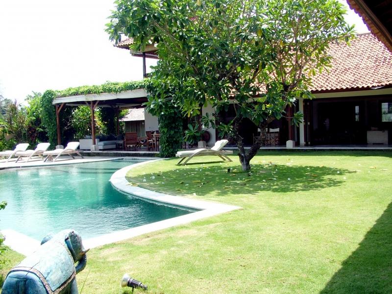 Элегантная вилла на Бали