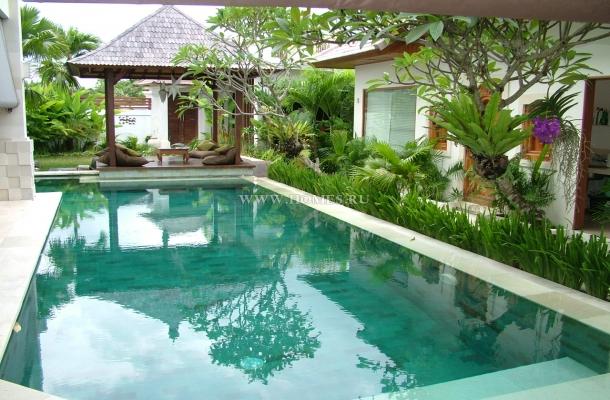 Симпатичная вилла в Индонезии