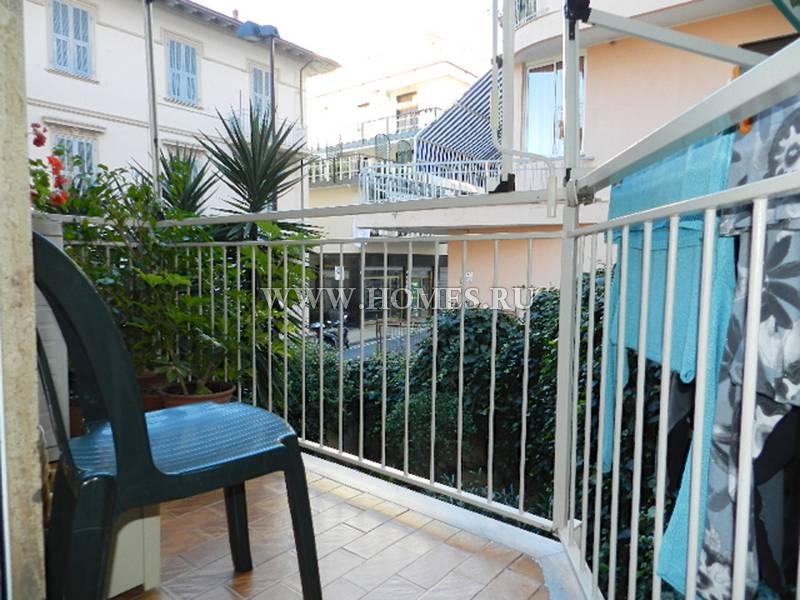 Красивый апартамент на курорте Сан-Ремо