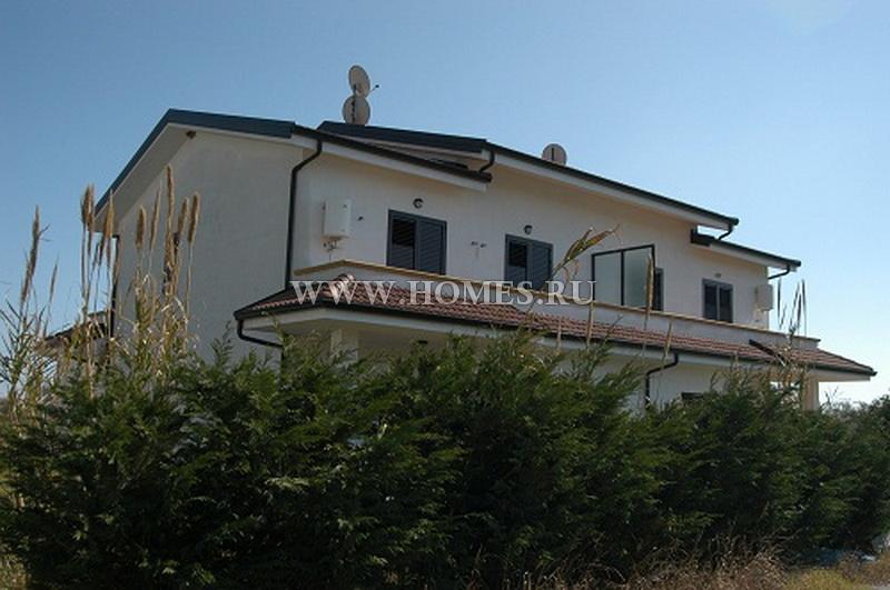 Прекрасный апартамент в Калабрии