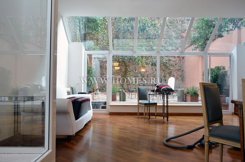 Симпатичные апартаменты в Риме