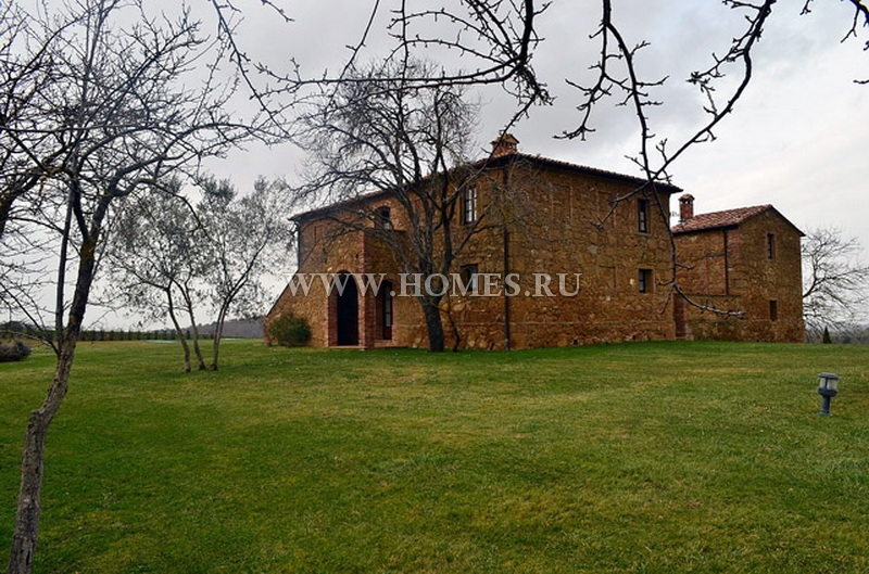 Роскошный дом в Пьенце