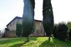Красивый дом с большим участком в Тоскане